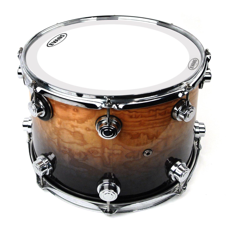 drum muffling basics drum tips and reviews. Black Bedroom Furniture Sets. Home Design Ideas