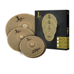L80 Low Volume Cymbals!