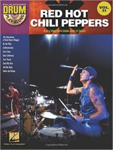 Red Hot Chili Peppers - Drum Play Along Volume 31