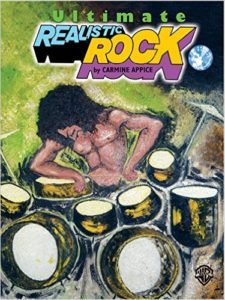 Ultimate Realistic Rock: Book & 2 CDs drum play along
