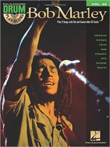 Bob Marley - Drum Play Along Volume 25