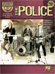 The Police: Drum Play Along Volume 12
