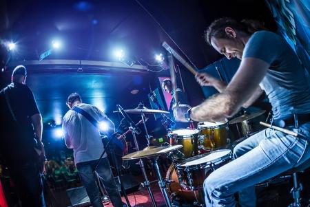 club drummer
