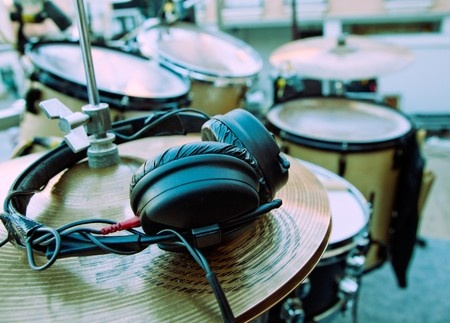 drum headphones