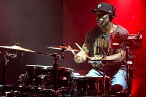 drummer-headset