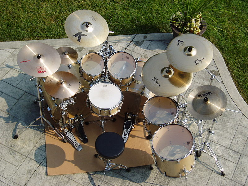 double-bass-drum-kit