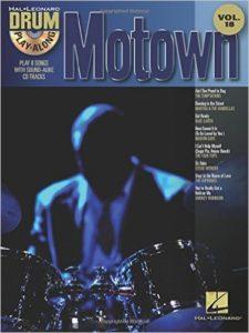Motown-Drum Play Along Volume 18