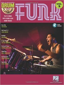 Funk: Drum Play Along Volume 5