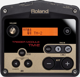 Roland TM-2 Trigger Module