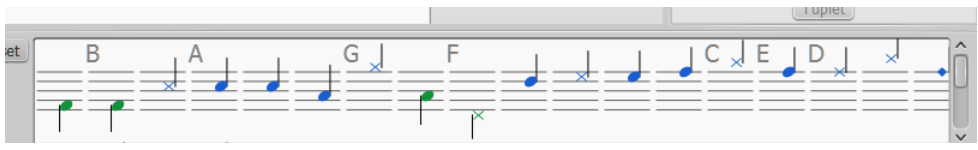 Setting up Exercises and Drum Beats in MuseScore 2 0! – Drum